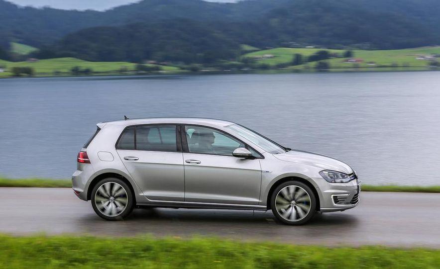 2015 Volkswagen Golf GTD, Golf GTE, and GTI - Slide 10