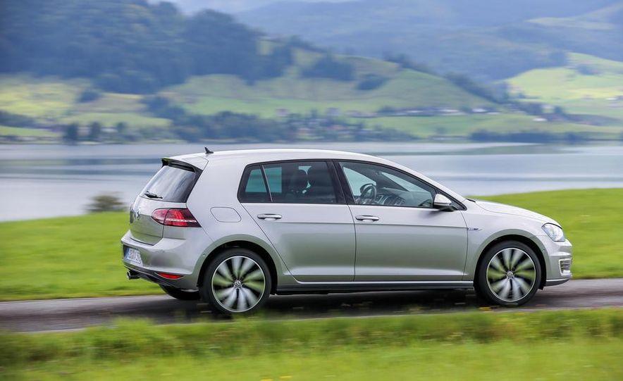 2015 Volkswagen Golf GTD, Golf GTE, and GTI - Slide 11