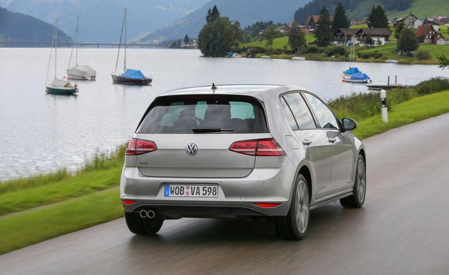 2015 Volkswagen Golf GTD, Golf GTE, and GTI - Slide 16