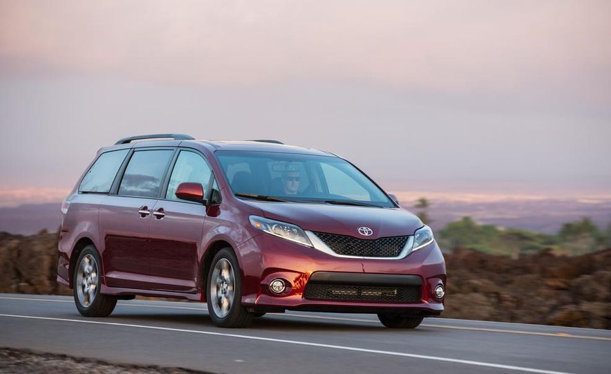 2015 Toyota Sienna Limited - Slide 65