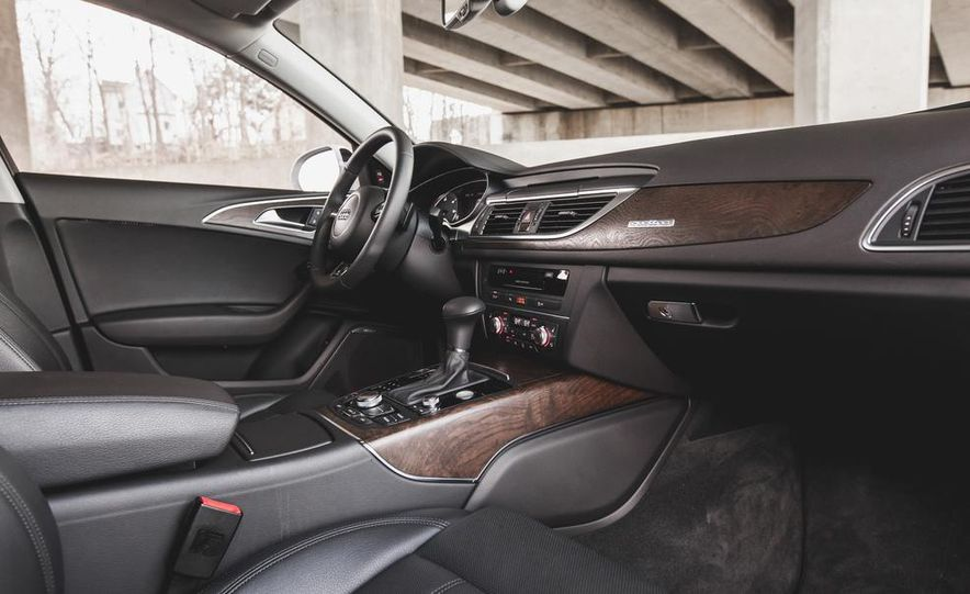 2016 Audi A6 (Euro-spec) - Slide 30