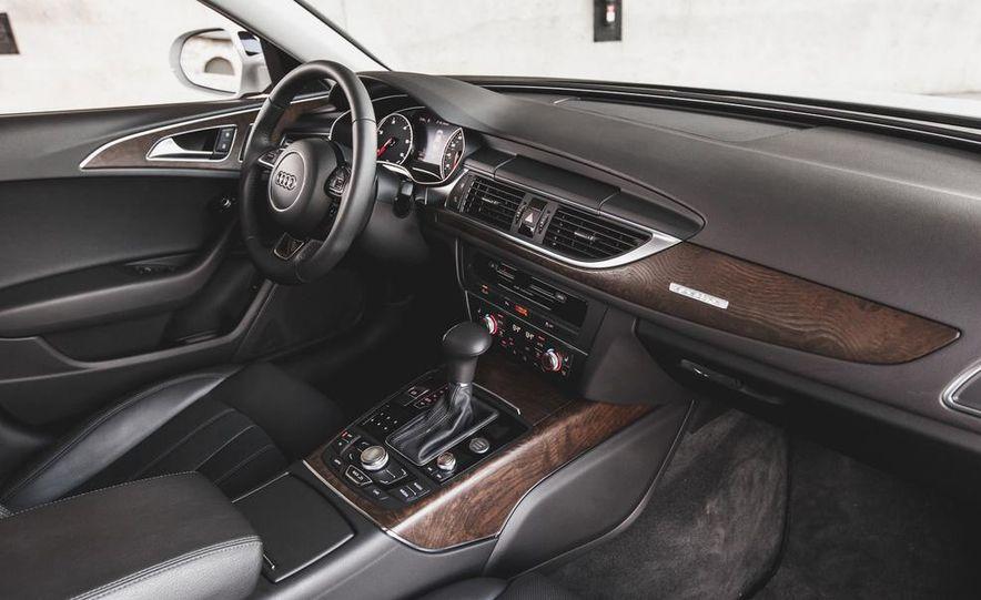 2016 Audi A6 (Euro-spec) - Slide 31