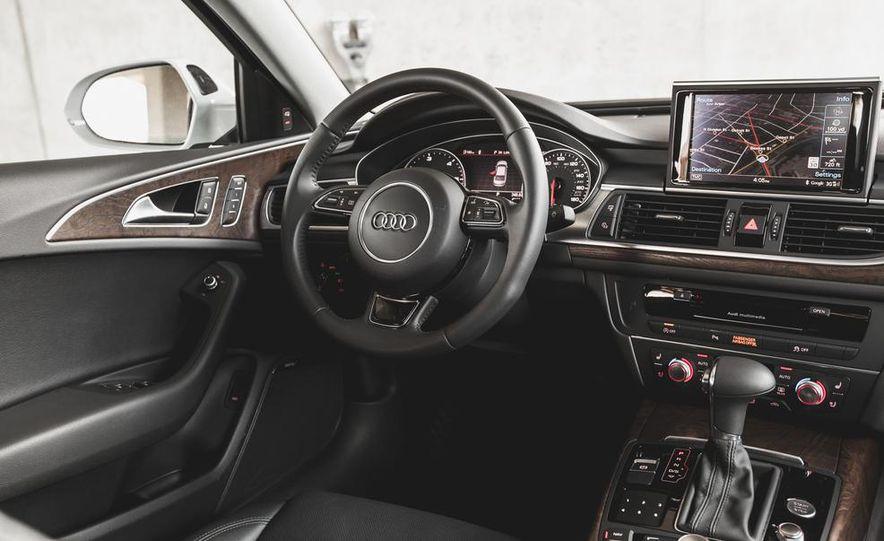 2016 Audi A6 (Euro-spec) - Slide 32