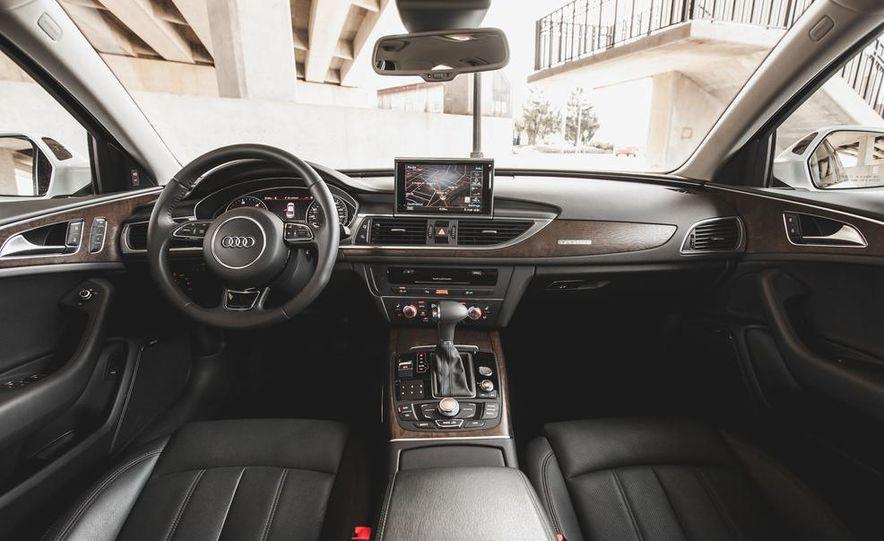 2016 Audi A6 (Euro-spec) - Slide 33