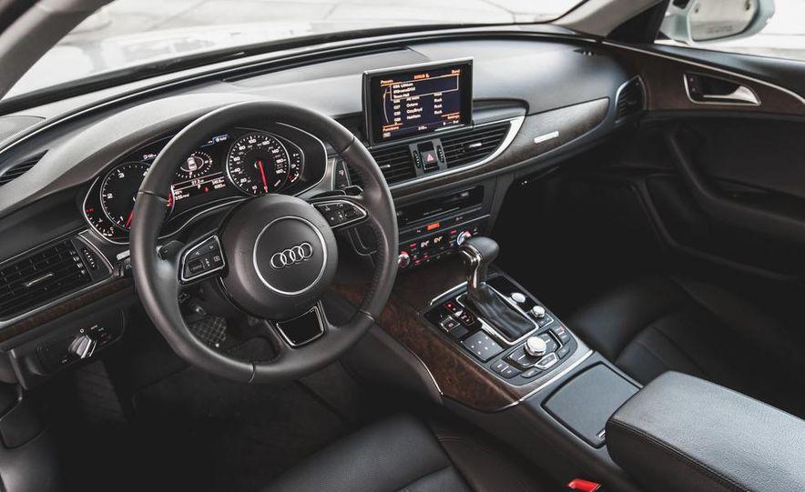 2016 Audi A6 (Euro-spec) - Slide 34