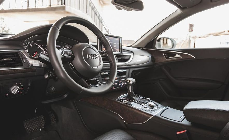2016 Audi A6 (Euro-spec) - Slide 35