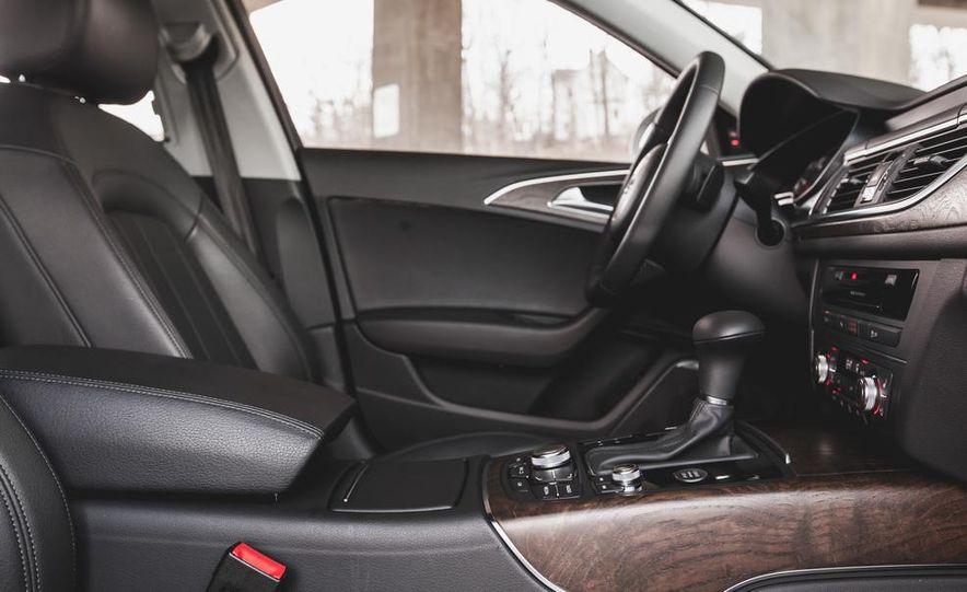 2016 Audi A6 (Euro-spec) - Slide 38