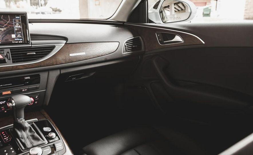 2016 Audi A6 (Euro-spec) - Slide 40