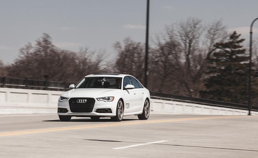 2016 Audi A6 (Euro-spec) - Slide 10