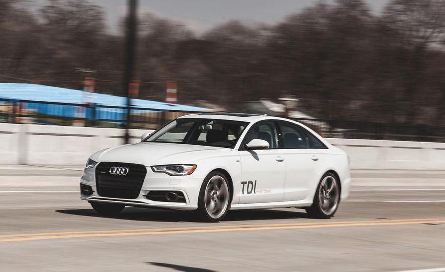 2016 Audi A6 (Euro-spec) - Slide 12