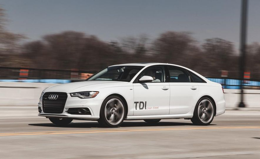 2016 Audi A6 (Euro-spec) - Slide 13