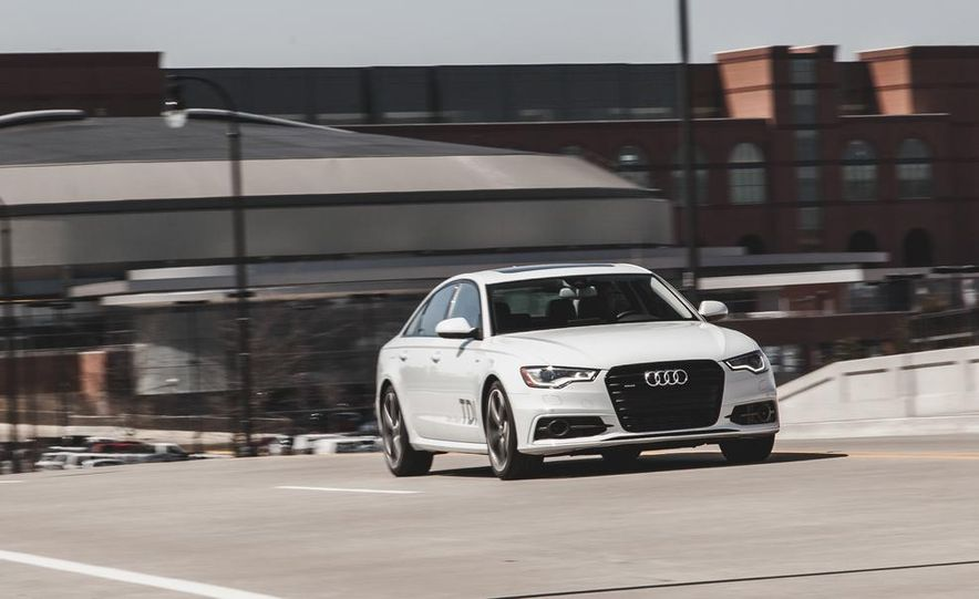 2016 Audi A6 (Euro-spec) - Slide 14