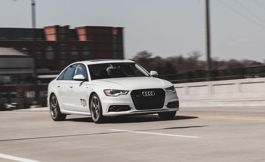 2016 Audi A6 (Euro-spec) - Slide 15
