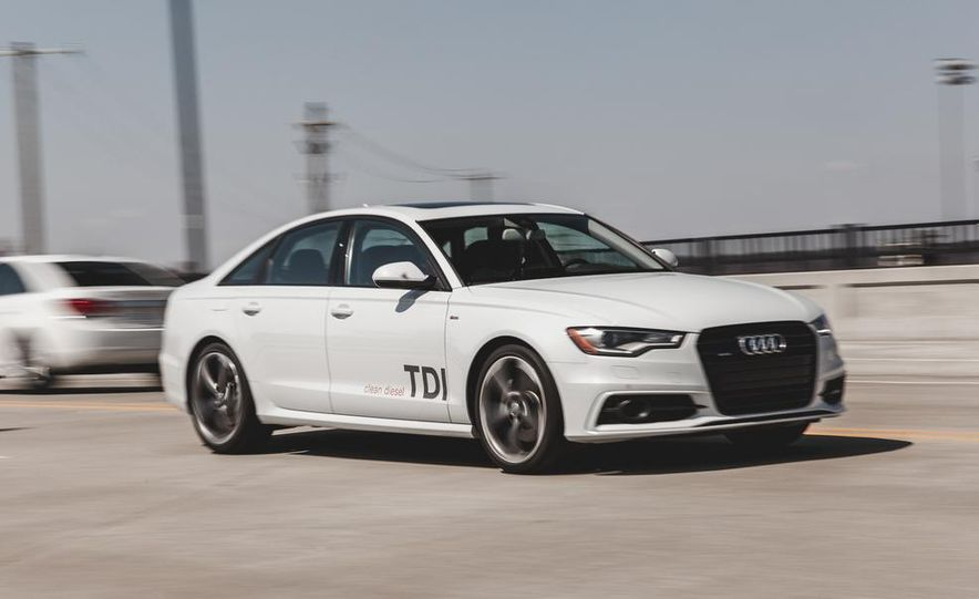 2016 Audi A6 (Euro-spec) - Slide 16
