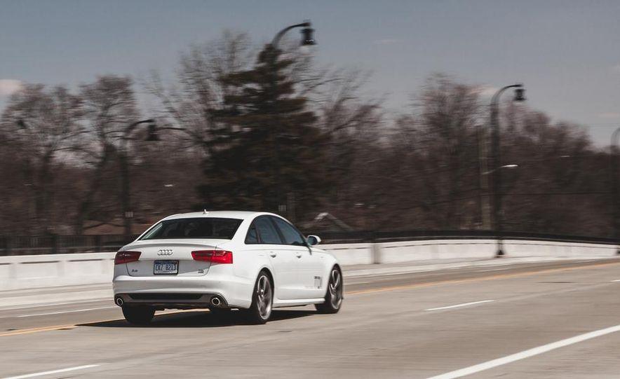 2016 Audi A6 (Euro-spec) - Slide 17