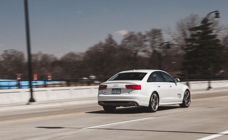 2016 Audi A6 (Euro-spec) - Slide 18
