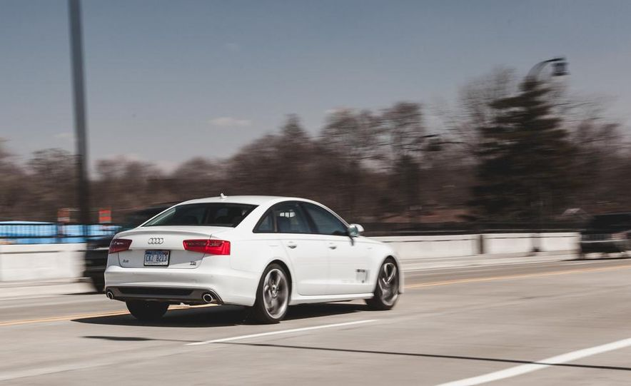 2016 Audi A6 (Euro-spec) - Slide 19