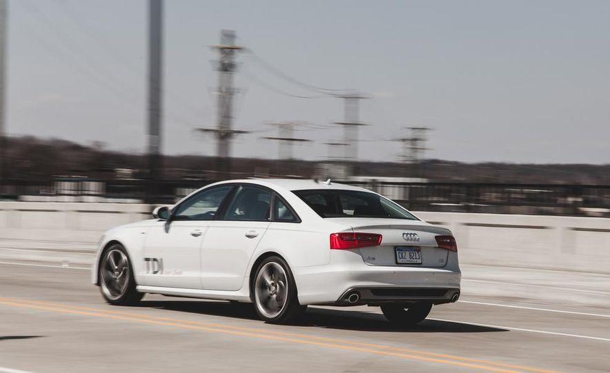 2016 Audi A6 (Euro-spec) - Slide 20