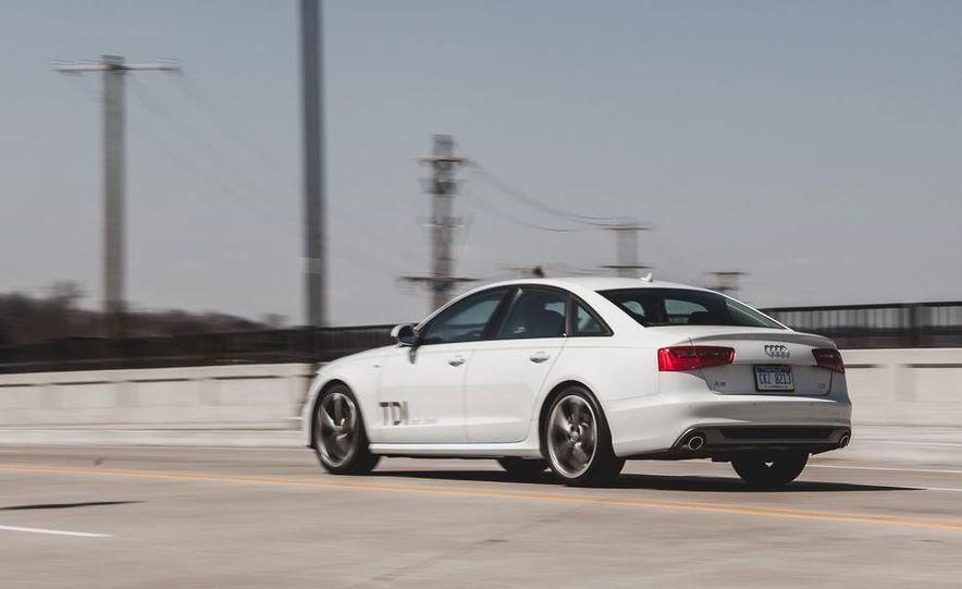2016 Audi A6 (Euro-spec) - Slide 21