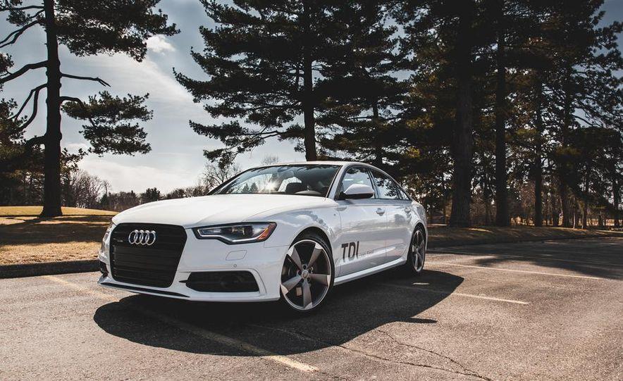 2016 Audi A6 (Euro-spec) - Slide 23