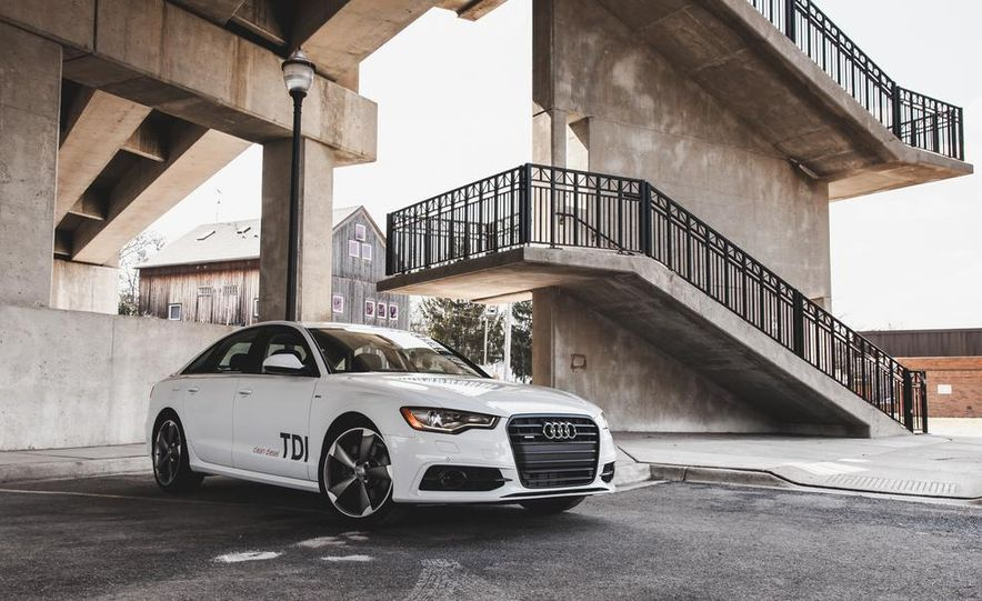 2016 Audi A6 (Euro-spec) - Slide 24