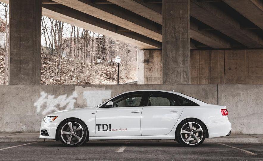 2016 Audi A6 (Euro-spec) - Slide 26