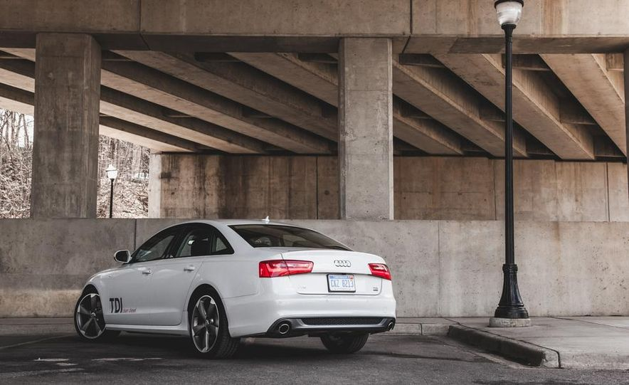 2016 Audi A6 (Euro-spec) - Slide 27