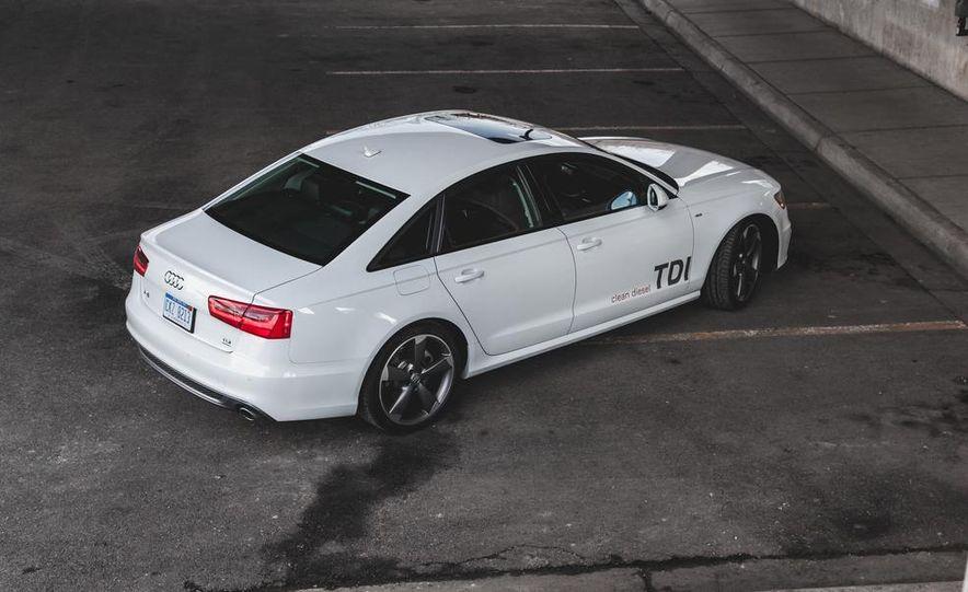 2016 Audi A6 (Euro-spec) - Slide 29