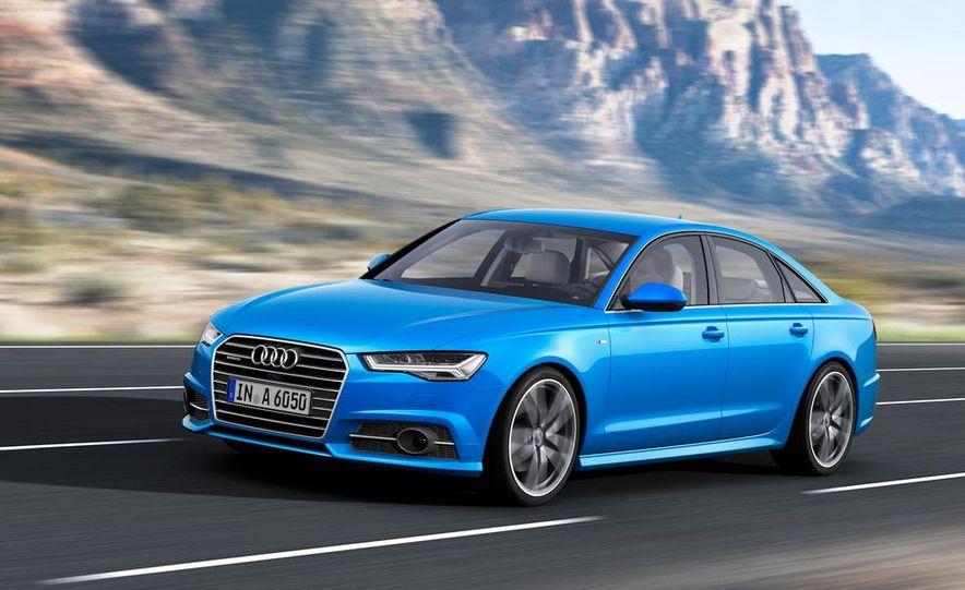 2016 Audi A6 (Euro-spec) - Slide 1