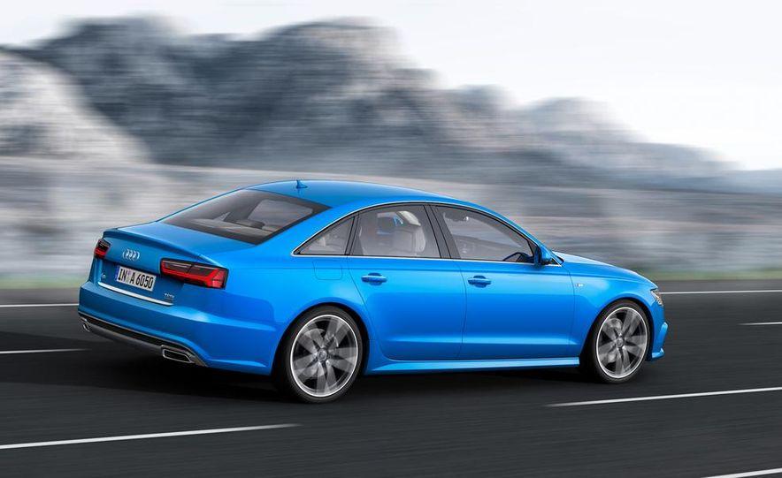 2016 Audi A6 (Euro-spec) - Slide 2