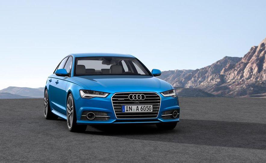 2016 Audi A6 (Euro-spec) - Slide 3