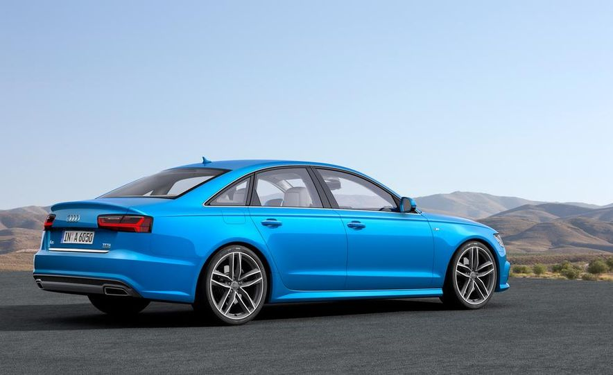 2016 Audi A6 (Euro-spec) - Slide 4