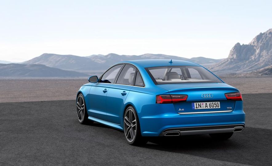 2016 Audi A6 (Euro-spec) - Slide 5