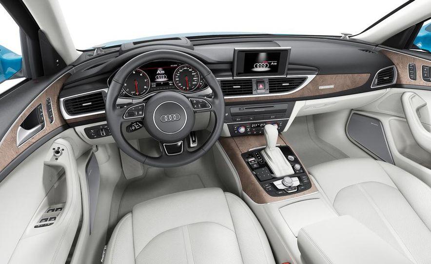 2016 Audi A6 (Euro-spec) - Slide 6