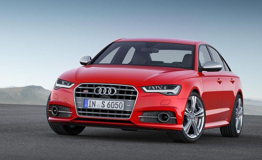 2016 Audi A6 (Euro-spec) - Slide 7