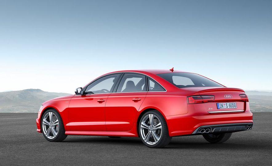 2016 Audi A6 (Euro-spec) - Slide 8