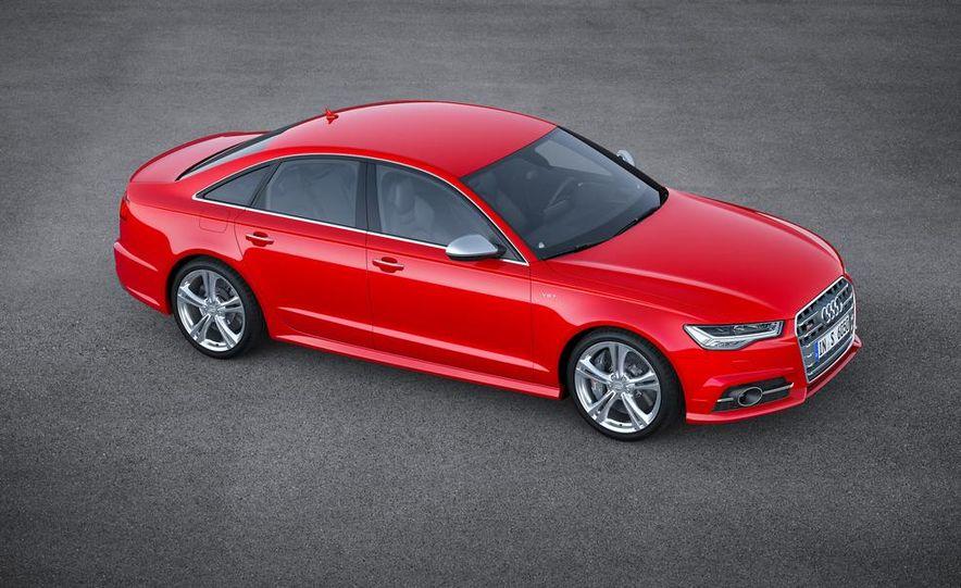 2016 Audi A6 (Euro-spec) - Slide 9