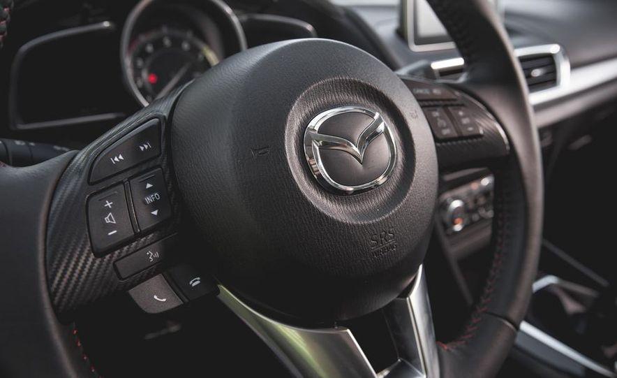 2015 Mazda 3 2.5L hatchback - Slide 27