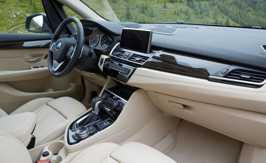 2016 BMW 1-series (spy photo) - Slide 43