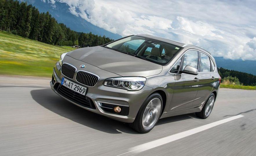 2016 BMW 1-series (spy photo) - Slide 15