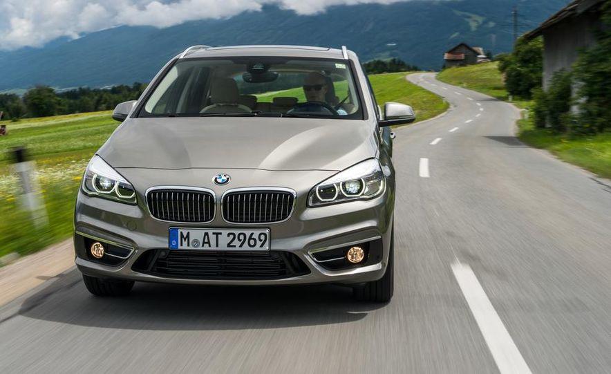 2016 BMW 1-series (spy photo) - Slide 18