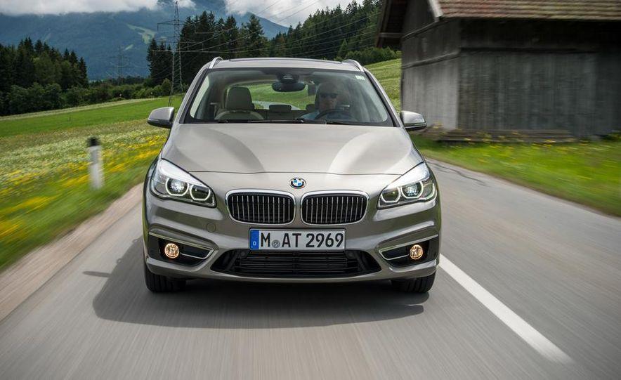 2016 BMW 1-series (spy photo) - Slide 19