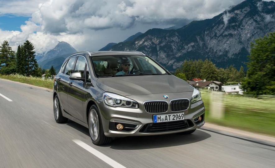 2016 BMW 1-series (spy photo) - Slide 20