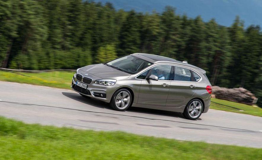 2016 BMW 1-series (spy photo) - Slide 23