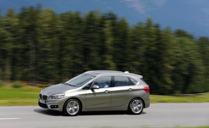 2016 BMW 1-series (spy photo) - Slide 24