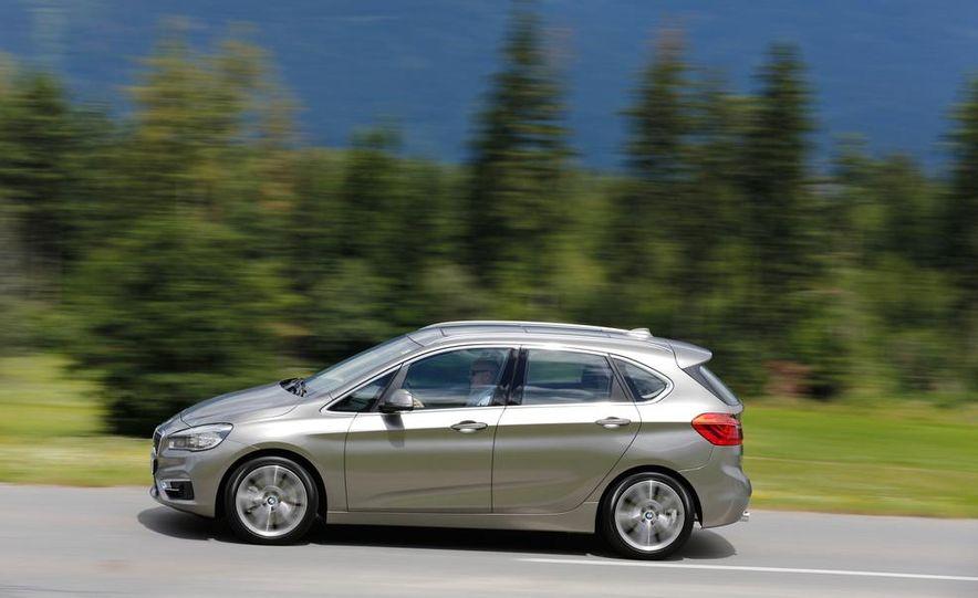2016 BMW 1-series (spy photo) - Slide 25