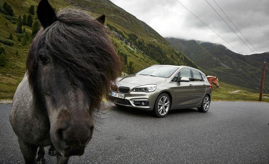 2016 BMW 1-series (spy photo) - Slide 30