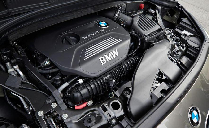 2016 BMW 1-series (spy photo) - Slide 50