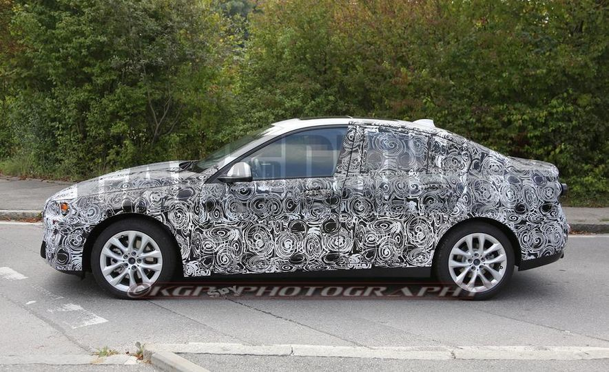 2016 BMW 1-series (spy photo) - Slide 4