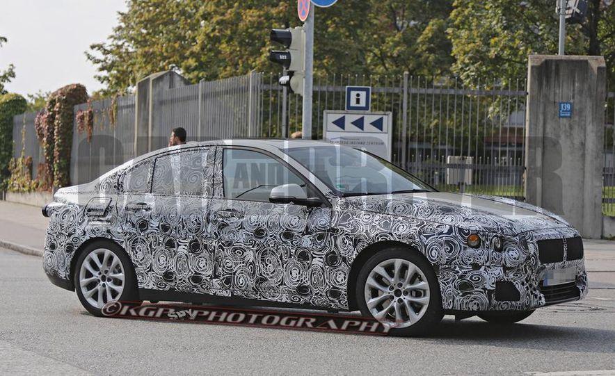 2016 BMW 1-series (spy photo) - Slide 10